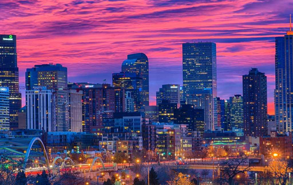 Colorado Skyline