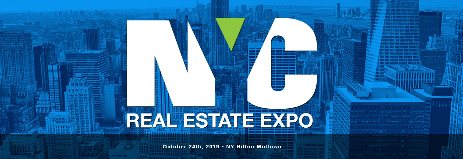 NYC Real Estate Expo Banner