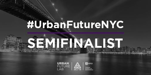 simuwatt is a Semifinalist in the Urban Future Competition