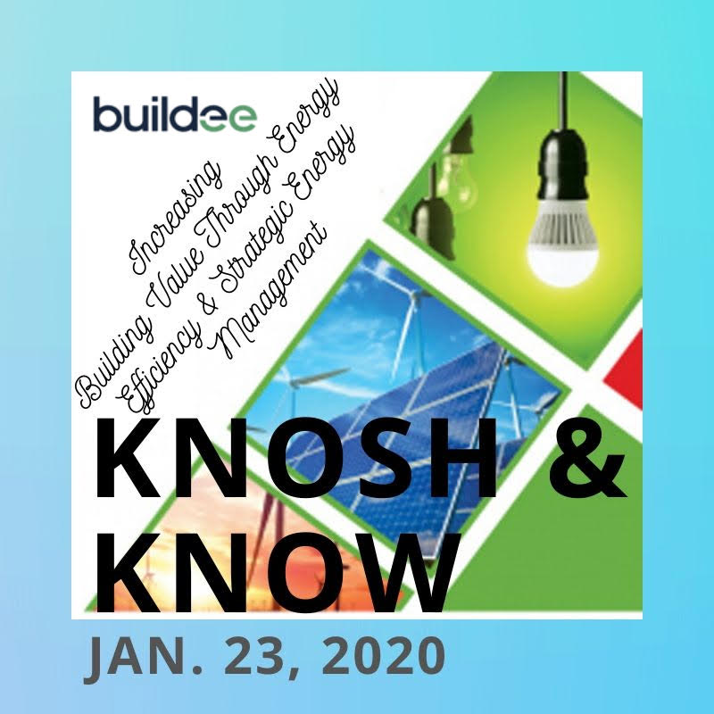 buildee-IFMA Knosh & Know