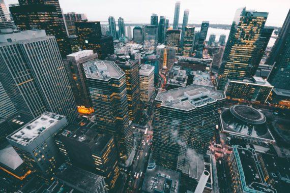 cleantechnica cityscape