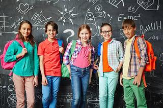 schoolkids, Energy Efficiency